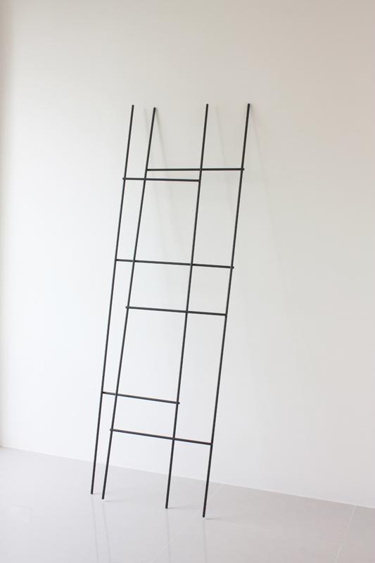 leiter garderobe von yenwen tseng kooye. Black Bedroom Furniture Sets. Home Design Ideas
