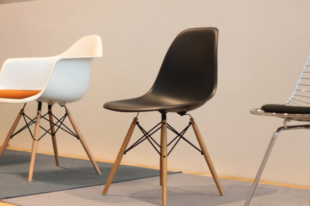 ray und charles eames kooye. Black Bedroom Furniture Sets. Home Design Ideas