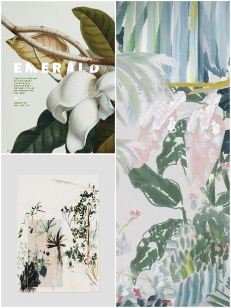 Botanisch, bieder – neue Bilder.
