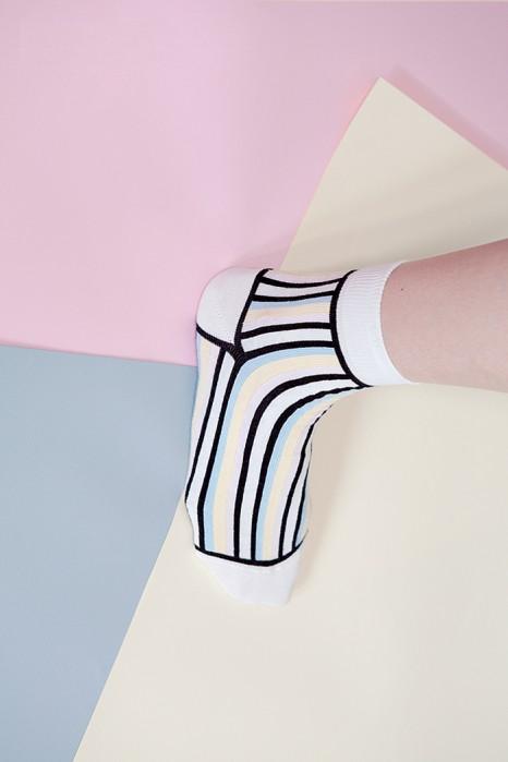 Cornaert: Die einzig wahren Socken kommen aus Paris.