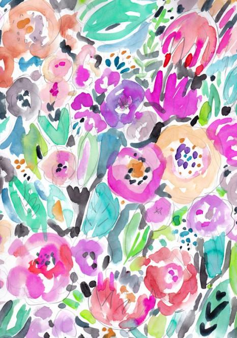 Happy Home: Barbra Ignatiev sorgt für Farbe.
